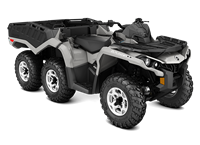 2017 Can-Am Outlander 6X6 DPS