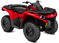 2017 Can-Am Outlander