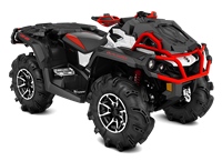 2017 Can-Am Outlander X mr 1000R