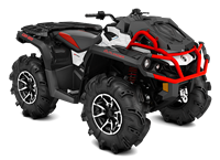 2017 Can-Am Outlander X mr 850