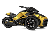 2017 Can-Am SPYDER F3-S DAYTONA 500 Semi-Automatic