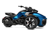 2017 Can-Am Spyder F3-S Manual
