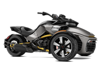 2017 Can-Am Spyder F3-S Semi-Automatic