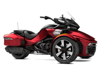 2017 Can-Am SPYDER F3-T Semi-Automatic