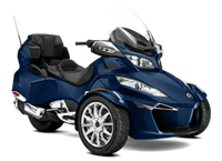 2017 Can-Am SPYDER RT LIMITED Semi-Automatic
