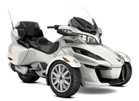 2017 Can-Am SPYDER RT Manual