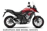 2017 Honda CB500X