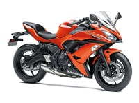 2017 Kawasaki NINJA® 650 ABS