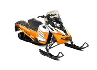 2017 Ski-Doo RENEGADE ADRENALINE 600 H.O. E-Tec