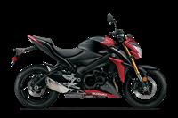 2017 Suzuki GSX-S1000