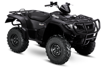 2017 Suzuki KingQuad 750AXi Power Steering Special Edition with Rugged Package