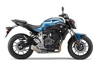 2017 Yamaha FZ‑07