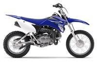 2017 Yamaha TT‑R110E