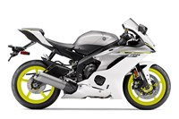 2017 Yamaha YZF‑R6