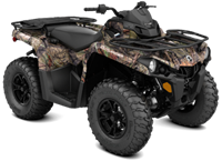 2018 Can-Am OUTLANDER DPS 450