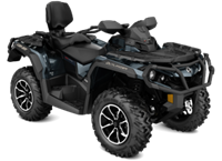 2018 Can-Am OUTLANDER MAX LIMITED 1000R