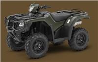 2018 Honda Four Trax Foreman Rubicon 4X4 Automatic DCT