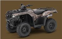 2018 Honda Four Trax Rancher 4X4 Automatic DCT IRS EPS