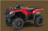2018 Honda Four Trax Rancher 4X4 Automatic DCT IRS