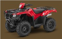 2018 Honda FourTrax Foreman Rubicon 4x4 Automatic DCT EPS
