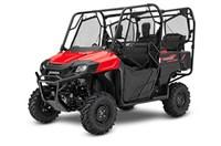 2018 Honda Pioneer 700-4