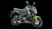 2018 Kawasaki Z125 PRO KRT EDITION