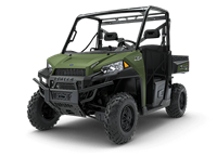 2018 Polaris Ranger XP900