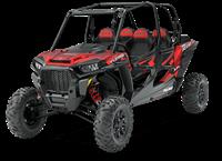 2018 Polaris RZR XP 4 Turbo EPS FOX Edition
