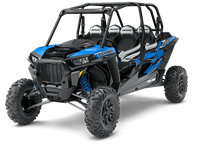 2018 Polaris RZR XP 4 Turbo EPS