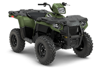 2018 Polaris Sportsman 450 HO