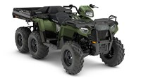 2018 Polaris SPORTSMAN 6X6 570