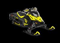 2018 Ski-Doo MXZ X 600 H.O. E-Tec