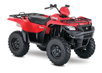 2018 Suzuki KingQuad 750AXi Power Steering